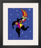 Half Woman, Half Angel Posters by Niki De Saint Phalle