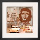 Legenden IV, Che Prints by Gery Luger