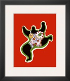 Nana Power Prints by Niki De Saint Phalle
