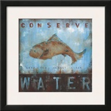 Conserve Water Posters by Wani Pasion