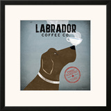 Labrador Coffee Co. Art by Ryan Fowler
