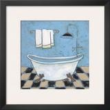 Scrub A Dub II Print by Carol Robinson