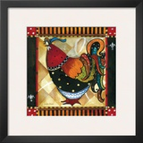 Tuscan Rooster II Prints by Jennifer Garant