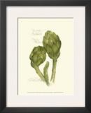 Tuscany Artichoke Prints by Elissa Della-piana