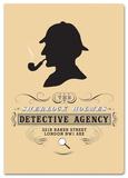 Sherlock Holmes Notebook Book