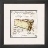 Fromages IV Art by Ginny Joyner