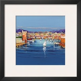 Vieux Port de Marseille Posters by  Corbiere