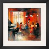 Rendezvous I Posters by Willem Haenraets
