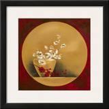 Bouquet de Fleurs I Art by Bernadette Triki