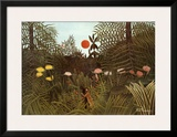 Virgin Forest Posters by Henri Rousseau