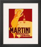 Martini and Rossi Prints