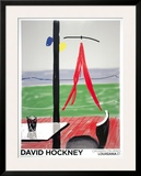 Untitled, from the iPad Series Prints by David Hockney