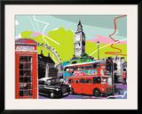 Londres Prints by  Tandem