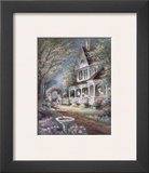 Victorian Home Prints by George Bjorkland
