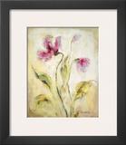 Petals I Print by Christine Stewart