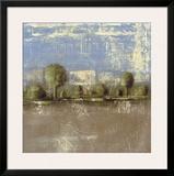 Toscano Plain Framed Giclee Print by  Parra