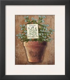 Potted Herbs I Prints by Kate Ward Thacker
