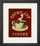 Lucky Cup Posters by Catherine Jones