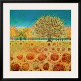 Beyond The Fields Print by Melissa Graves-Brown