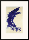 Anthropometrie (ANT 130), 1960 Posters by Yves Klein