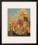 Autumn Orillia Prints by Franklin Carmichael