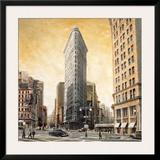 The Flatiron Building Prints by Matthew Daniels