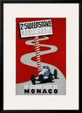 2e Sweepstake de Monte-Carlo, 9eme Grand Prix de Monaco Posters by Guy Serre
