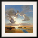 Yielding Light Framed Giclee Print by Vicki Mcmurry