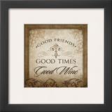 Wine Inspiration I Posters