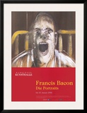 Study of a Head Posters by Francis Bacon