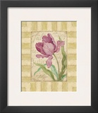 Belle Fleur III Print by Betty Whiteaker
