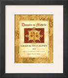 Chateauneuf du Pape Print by Pamela Gladding