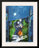 Chryssoie Póster por Marc Chagall