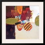 Varick Street Framed Giclee Print by Derek Tucker