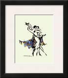 Tango Moonlight Prints by Misha Lenn