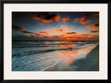 Sunset Over Sanibel Island Florida Posters by Jim Brandenburg