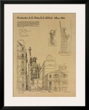 Statue of Liberty Paris Prints by Yves Poinsot