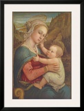 The Virgin and Child Prints by Filippo Lippi