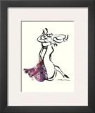 Tango Passion Prints by Misha Lenn