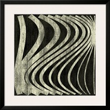 Deco II Framed Giclee Print by Mali Nave