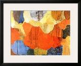 Flugten til Aegypten, c.1996 Art by Per Kirkeby