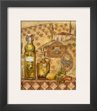 Flavors of Tuscany II Prints by Charlene Audrey