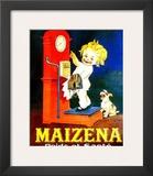 Maizena Poids Et Sante Art by Marcellin Auzolle