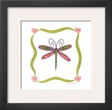 Lovebugs, Dragonfly Prints by Tania Schuppert