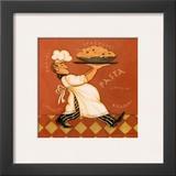 Pasta Chef Prints by Stephanie Marrott