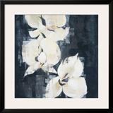 Shadow Orchids II Framed Giclee Print by Elizabeth Jardine
