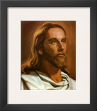 Christ Print by  Tobey