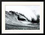 Pacific Wave Prints by Gilles Martin-Raget