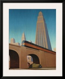 Overpass Posters by Robert LaDuke
