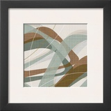 Mint Ripple II Posters by  Ahava